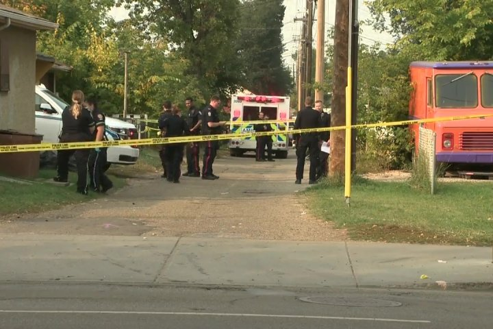 ASIRT investigating fatal police shooting in central Edmonton Friday