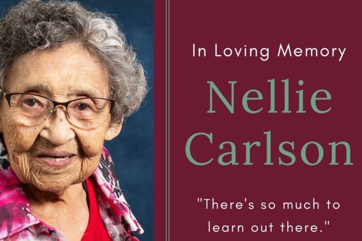 Alberta Indigenous advocate Nellie Carlson passes away: 'She left a remarkable legacy'