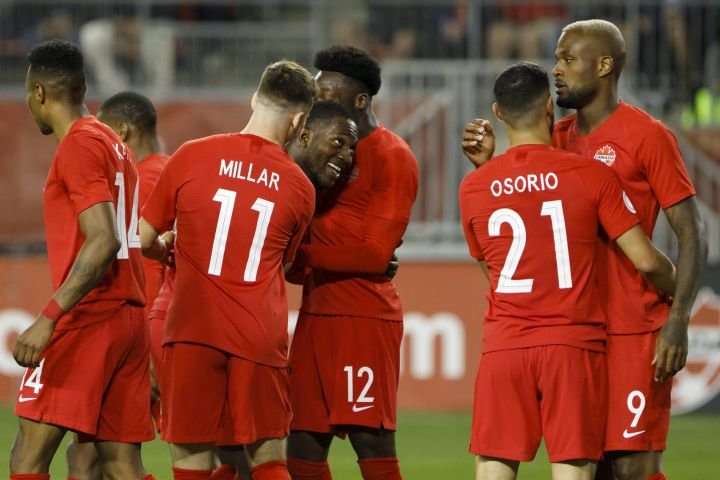Canada drawn with rival Americans at soccer's Gold Cup in complicated, congested 2021