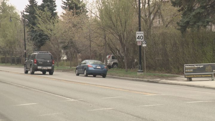 City administration recommends dropping residential speed limits in Calgary to 40 km/h