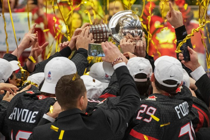 Decision looming on world junior men's hockey championship in Edmonton, Red Deer