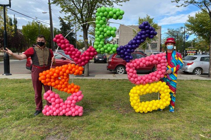 Edmonton's Kaleido festival transforms into mobile performances
