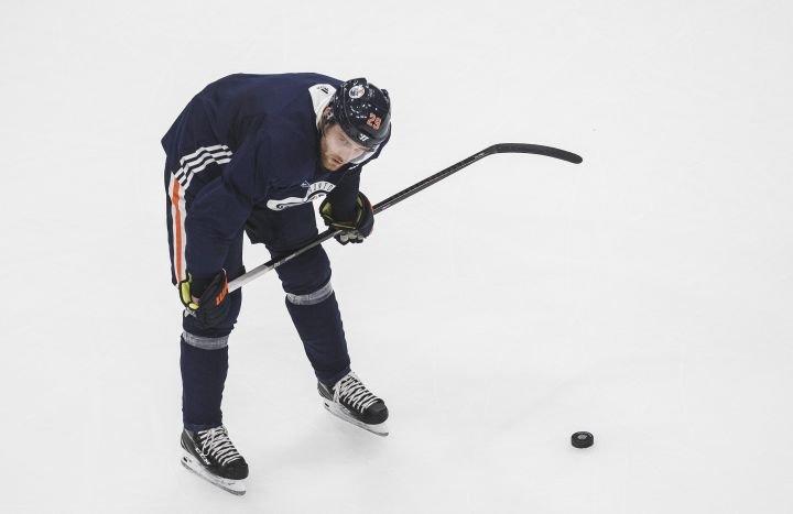 Edmonton Oilers' Leon Draisaitl prepares for uncertain season