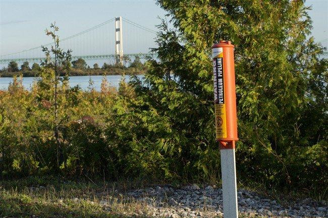 Enbridge wins approval to restart east leg of Line 5 pipeline through Great Lakes