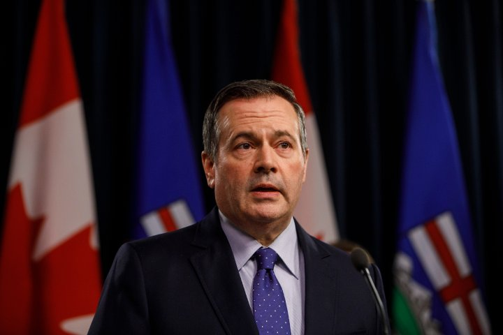 Kenney says feds' throne speech ignores oil industry in crisis, doubles down 'on policies that will kill jobs'