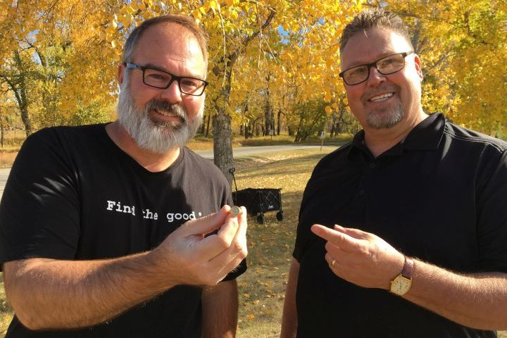 Lost gold ring given by late mother in 1992 returned to Calgary man: 'It blows me away'