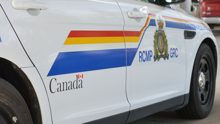 Man dead after head-on crash involving car and cube van west of Cochrane