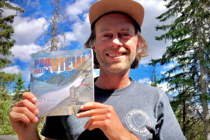 'Poo With a View': Canmore photographer creates book of outhouses in the Rockies