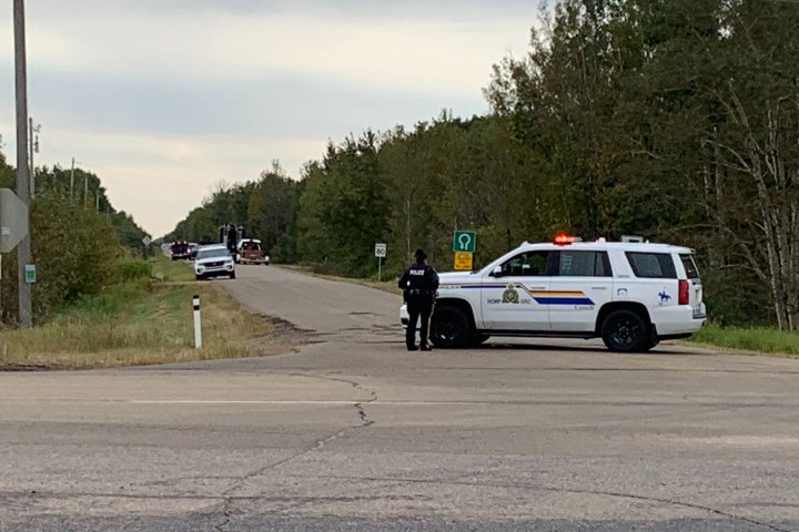 RCMP investigating shooting incident east of Edmonton Saturday near Wye Road