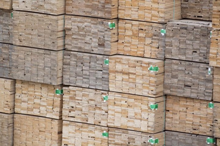 Record high lumber, panel prices drive Alberta stumpage fees to new heights