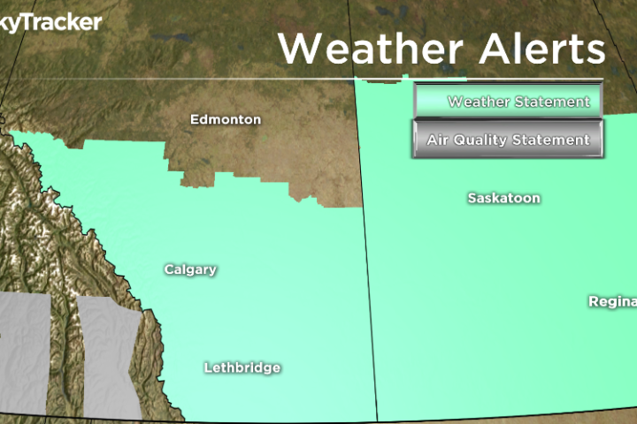 Weekend southern Alberta low-pressure system will bring 'abrupt transition to Fall'