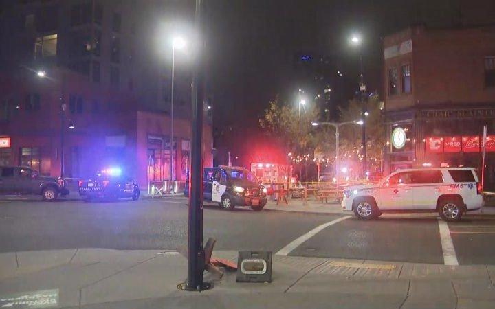 2 people injured in shooting inside Beltline condo building