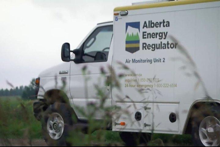 Alberta Energy Regulator confirms 150,000 litres of crude oil leaked from pipeline near Hardisty