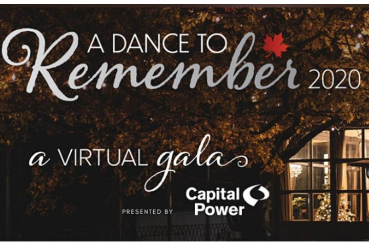 Global Edmonton and 630 CHED support: A Dance to Remember Virtual Gala 2020, Presented by Capital Power