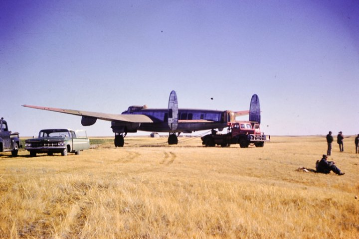 National bomber museum in Nanton celebrates 60 years since purchase of first aircraft