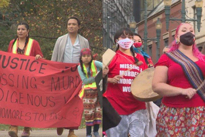 Sisters in Spirit vigils held across Alberta for MMIWG