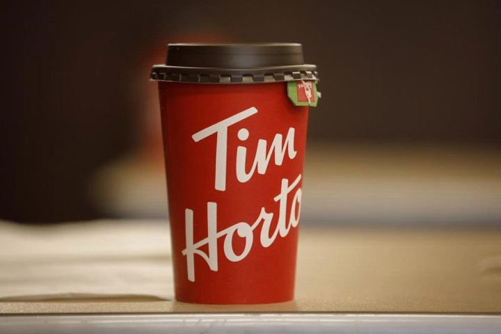 Tim Hortons ends use of 'double cupping' and opts for coffee sleeves