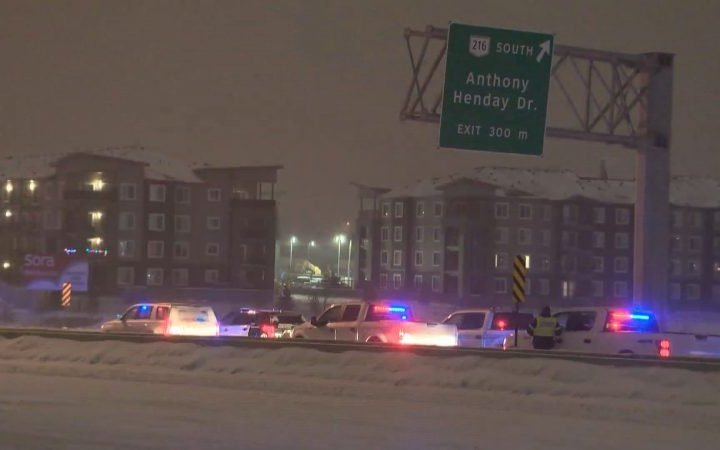 ASIRT investigates after Edmonton police officer injured in hit-and-run