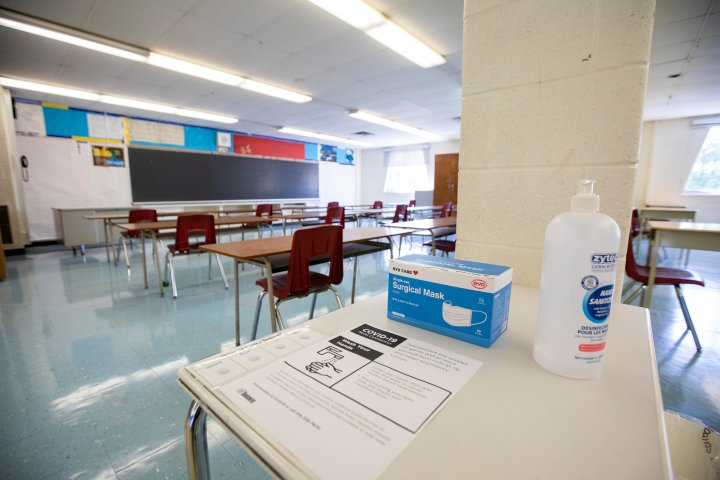 About 8,000 Calgary students, staff in isolation as COVID-19 pandemic rages on
