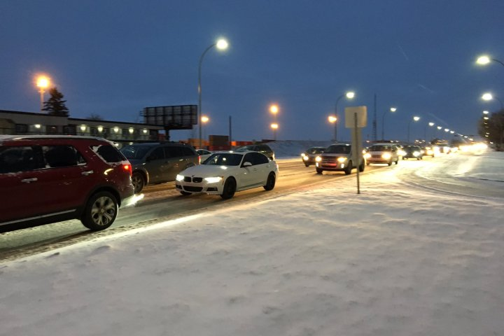 COVID-19 pandemic played a role in safety on Edmonton's roads: officials
