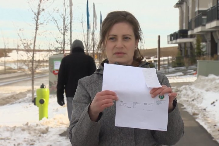 Calgary neighbourhood questions why more than a dozen cars were towed from street