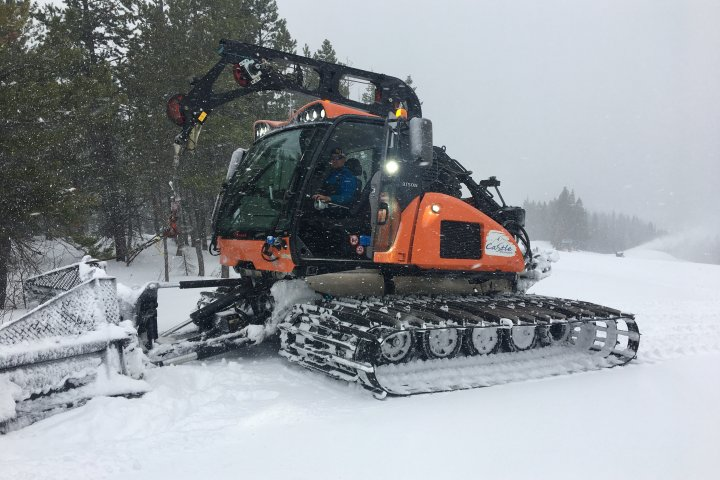 Castle Mountain Resort preparing to open early December with COVID-19 precautions