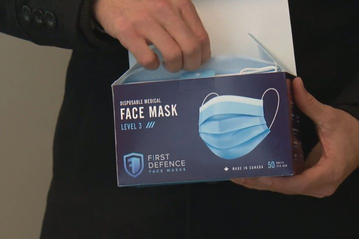 From masks to tests, Calgary companies stepping up in COVID-19 fight