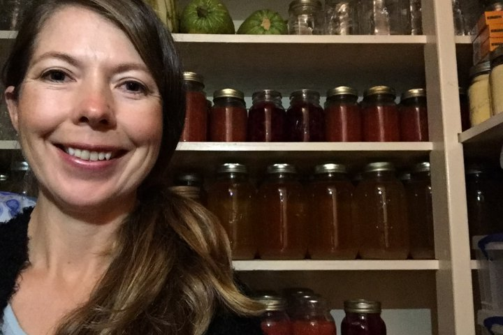 Lifelong canner from Saskatchewan fields calls about how to make preserves as pandemic wears on