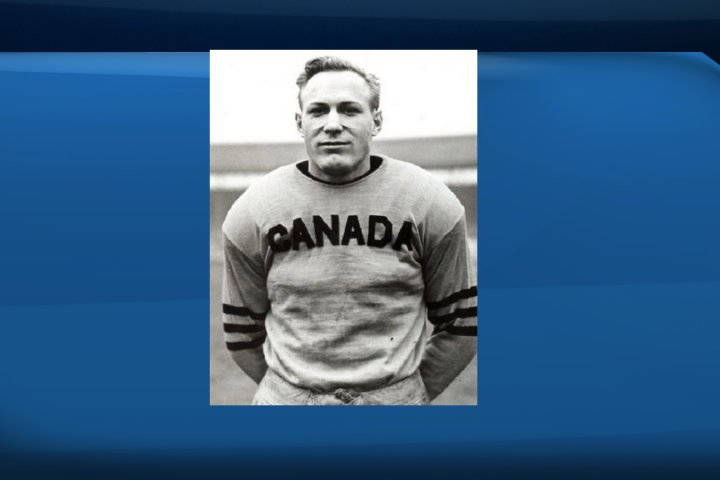 One man, two uniforms: remembering Alberta's football and military connections