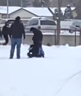 Police investigating after Grade 10 student beaten by adults on Edmonton school grounds