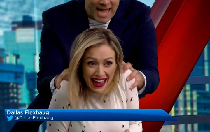 2020 in review: 10 bloopers and funny moments from 'Global News Morning Calgary'