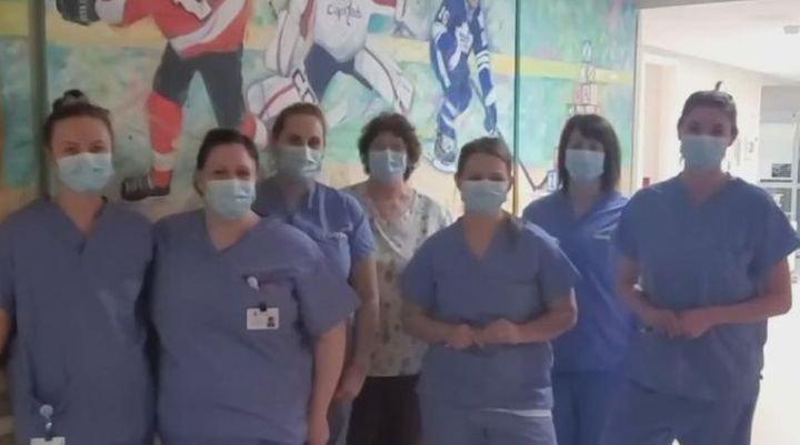 'A huge blessing': 8 hospital staff in Lloydminster share $241K World Junior 50/50 jackpot