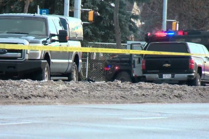 Autopsy finds man who died in central Edmonton on Tuesday was shot to death: police