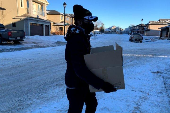 COVID-19 outreach program begins in Edmonton areas hit hard by coronavirus