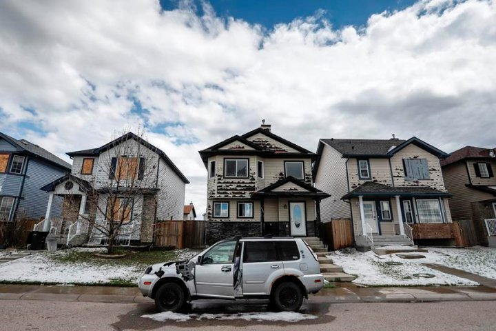 Calgary hailstorm tops Environment Canada's annual Top 10 weather stories list