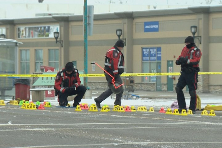 Calgary police investigate early Sunday morning hit-and-run