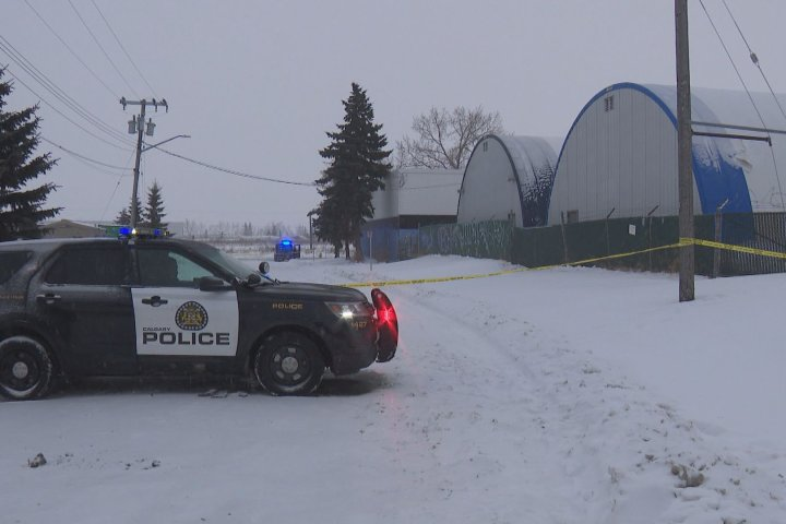 Calgary police investigating death in southeast