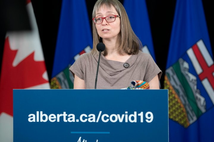 Dr. Hinshaw to provide Alberta COVID-19 update Monday afternoon