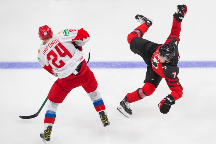 Injury sidelines Canadian captain Kirby Dach for entire world junior championship