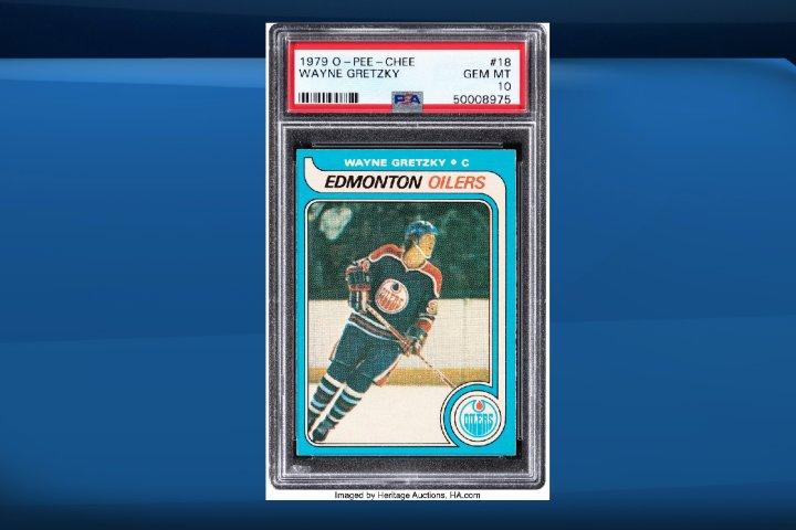 Wayne Gretzky rookie card first hockey card to break $1M milestone