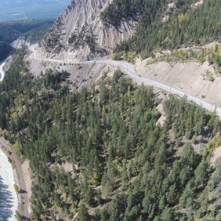 B.C. announces month-long spring construction shutdown of Trans-Canada Highway near Alberta border