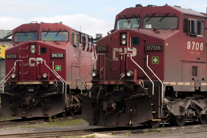 CN and CP report higher grain transport numbers thanks to hopper car additions