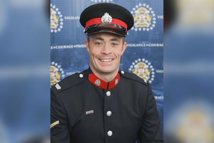 Calgary Police Service officer joins somber list of members killed in line of duty