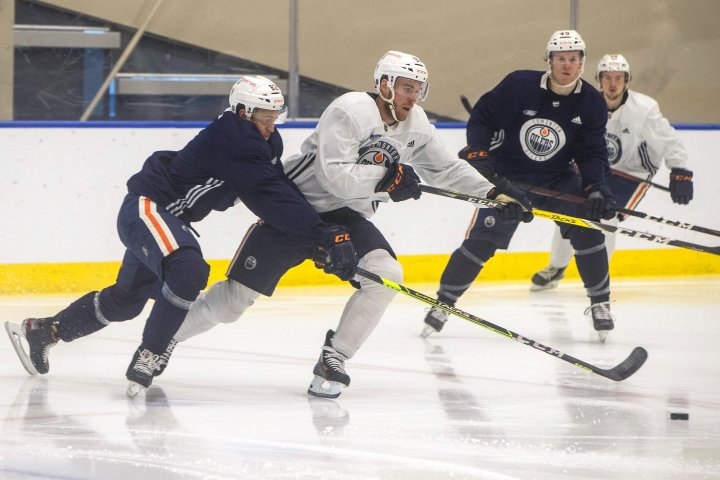 Edmonton Oilers GM Ken Holland sets roster, expects tight North Division