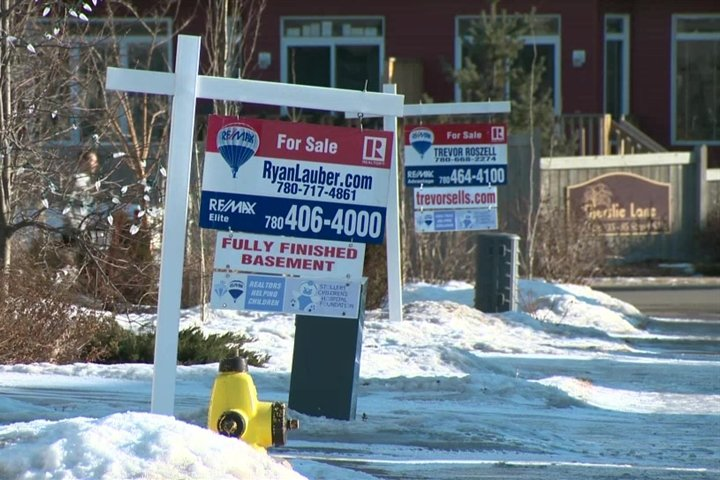 Edmonton real estate market ends year with increase in sales amid struggling pandemic economy