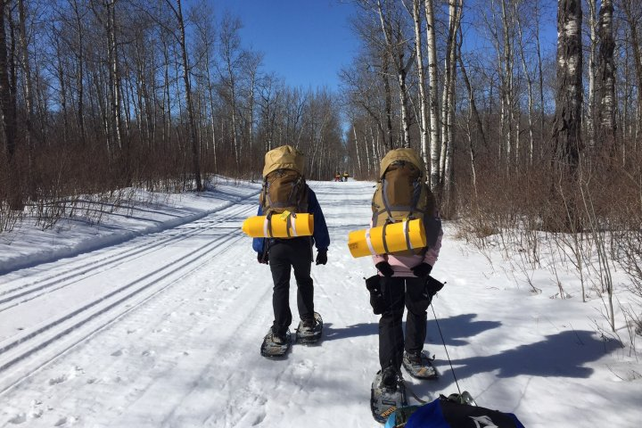 Embracing winter: Alberta backcountry reservations more than double from last year