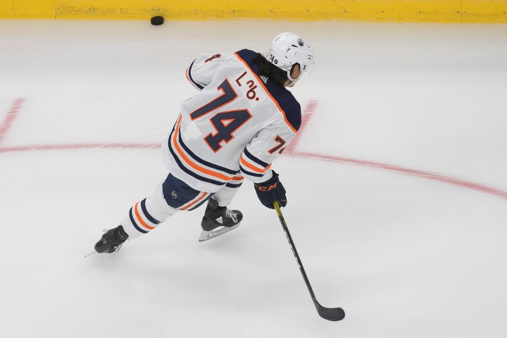 Ethan Bear relieved contract settled before start of Edmonton Oilers camp