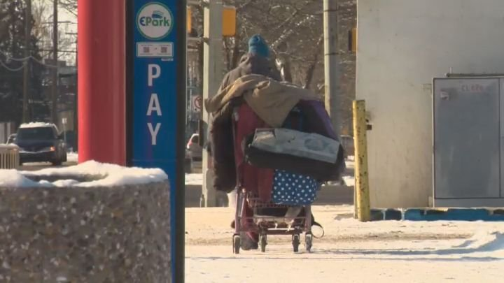 Groups that advocate for homeless Edmontonians say cold weather triggers 'urgent need'