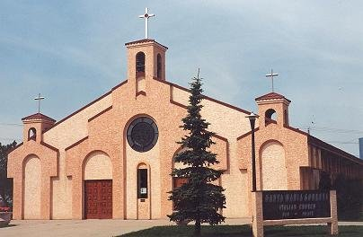 Hate crime committed at Catholic church in Edmonton