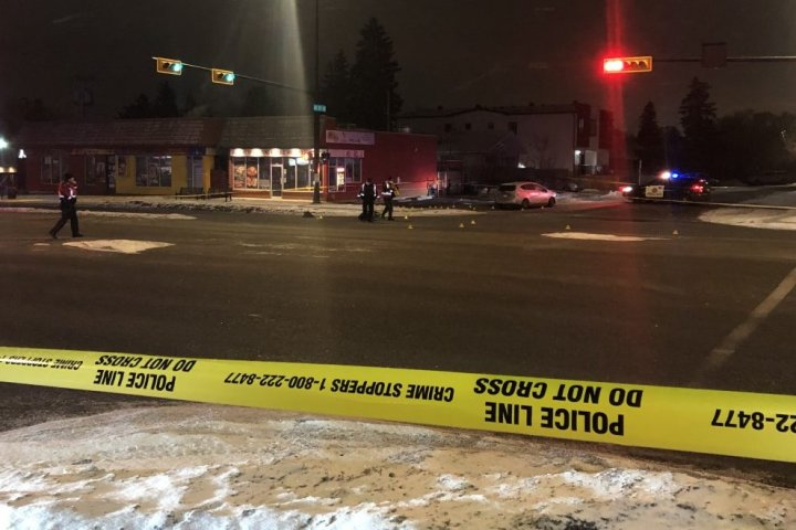 Man injured after being hit by vehicle in southeast Calgary